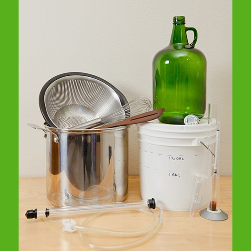 The Equipment You Need for Brewing Beer  