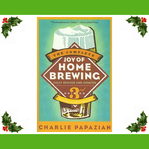 Gift Ideas Joys Of Home Brewing Book