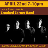 Grab a Cold Pint & Enjoy Some Great Tunes from the Crooked Corner Band