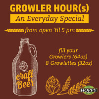 Affordable Growler Fills In Gresham