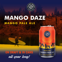 Try a Pint of Mango Daze | A Pale Ale On Tap