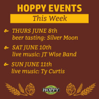 Music & Beer Tasting Events | June 8th – June 11th