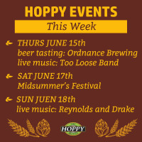 Midsummer's Festival, Live Music & Beer Tasting Events | June 12th – June 18th