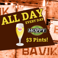 $3 Pints All Day, Every Day: Bavik Pilsner