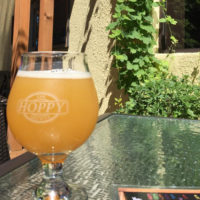 An Excellent, 5-Star Review of Hoppy's Outdoor Beer Garden