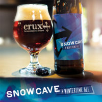 Try A Pint of Snow Cave, A Winter Ale Available On Tap
