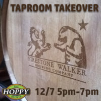 Extraordinary Taproom Takeover with Firestone Walker