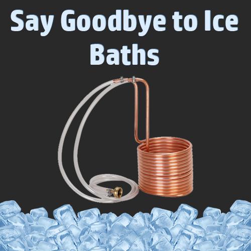 Hoppy_Goodbye Ice Baths_copper immersion chiller