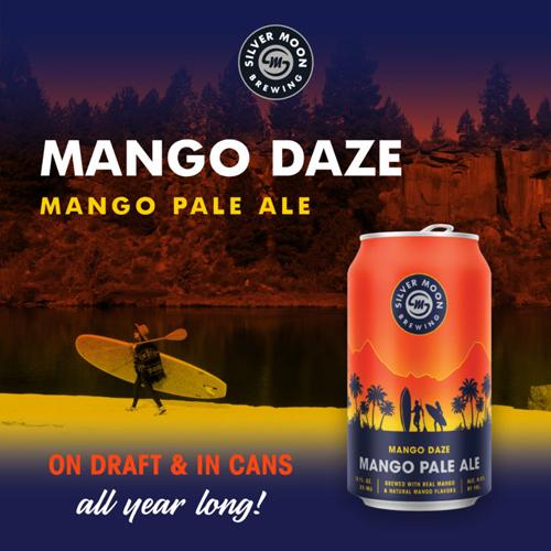 Hoppy_Brewer_Mango_Daze_Silver_moon_brewing_tap_list