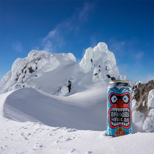 The_Hoppy_Brewer_Try a Pint of Abominable Winter Ale Available On Tap