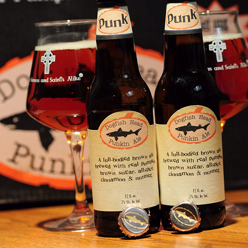 The_Hoppy_Brewer_Try a Pint of Punkin Ale Available On Tap