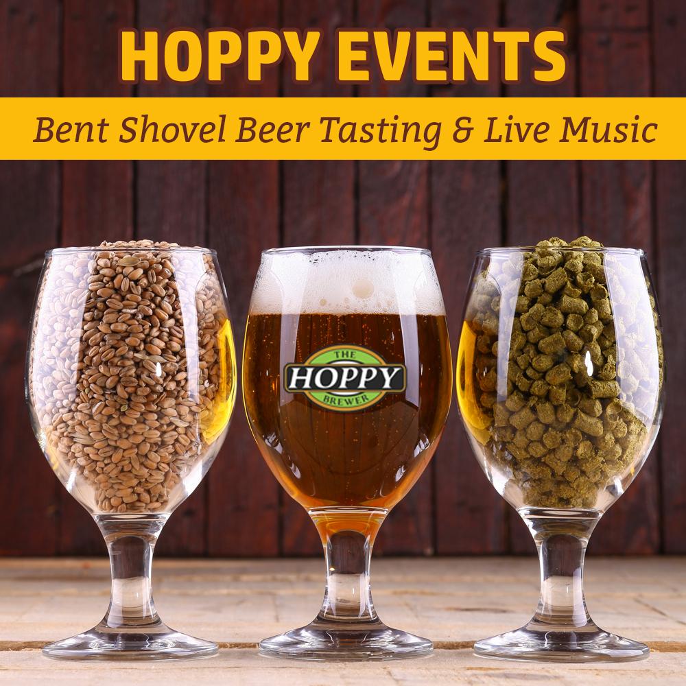 Hoppy_Brewer_Bent_Shovel_Beer_Tasting_Live_Music