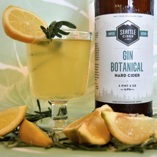 Hoppy_Brewer_Enjoy a Pint of Gin Botanical Cider at Hoppys