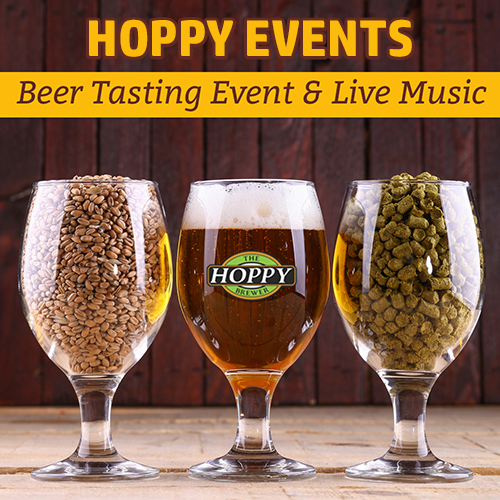 Hoppy_Brewer_Live Music & Beer in Gresham