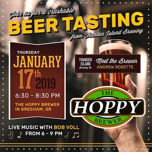 Hoppy Brewer_Thunder Island Meet the Brewer