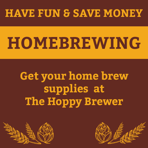 Hoppy Brewer_Have Fun and Save Money Homebrewing