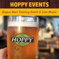 This Week: Rogue Beer Tasting & Live Music