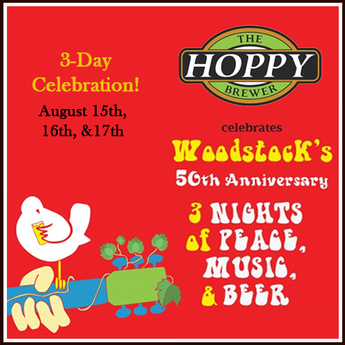 The_Hoppy_Brewer_Woodstock's 50th Anniversary Celebration