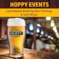 This Week: Laurelwood Beer Tasting & Live Music