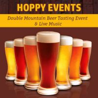 This Week: Double Mountain Beer Event & Live Music