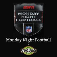 Watch Monday Night Football at Hoppy's ALL October