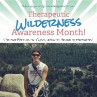 Therapeutic Wilderness Awareness Month at Hoppys!