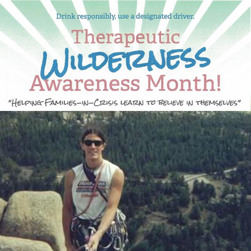 Hoppy Brewer_Therapeutic Wilderness Awareness Month