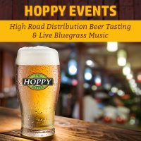 This Week: Special Beer Tasting Event & Live Bluegrass Music