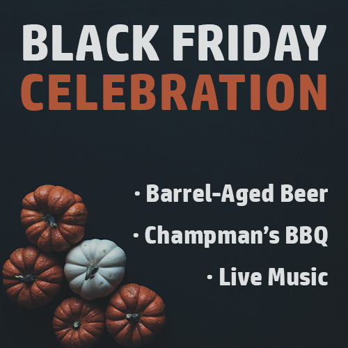 Hoppy Brewer_black friday celebration 2019