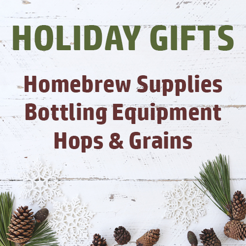 Hoppy Brewer_Holiday Gifts_Homebrew Supplies