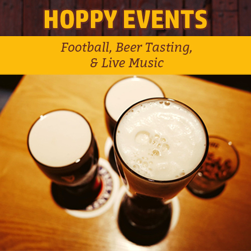 Hoppy Brewer_Weekly Events_December 2019_03