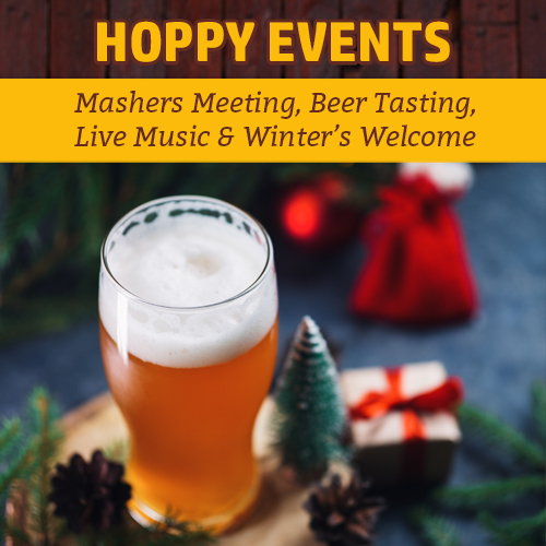 Hoppy Brewer_Weekly Events_December 2019_04