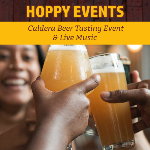 The Hoppy Brewer_weekly events_Jan2020