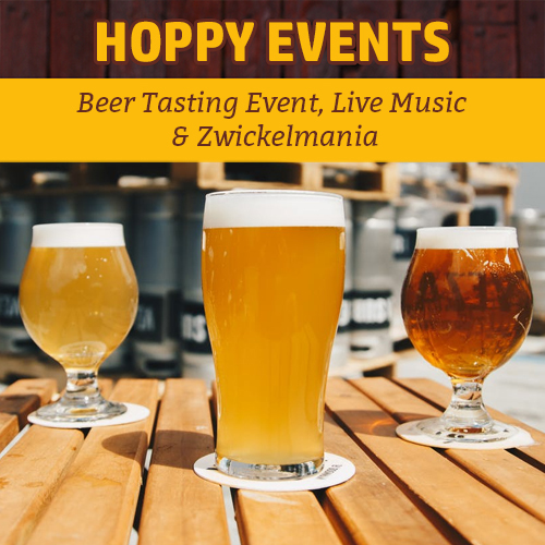Hoppy Brewer_Weekly Events_February_2020