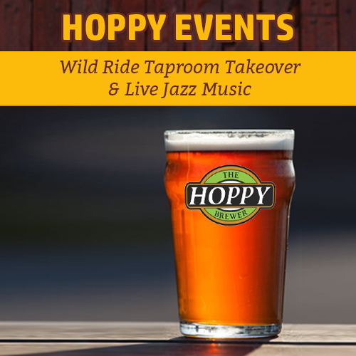 The Hoppy Brewer_weekly events_March 2020