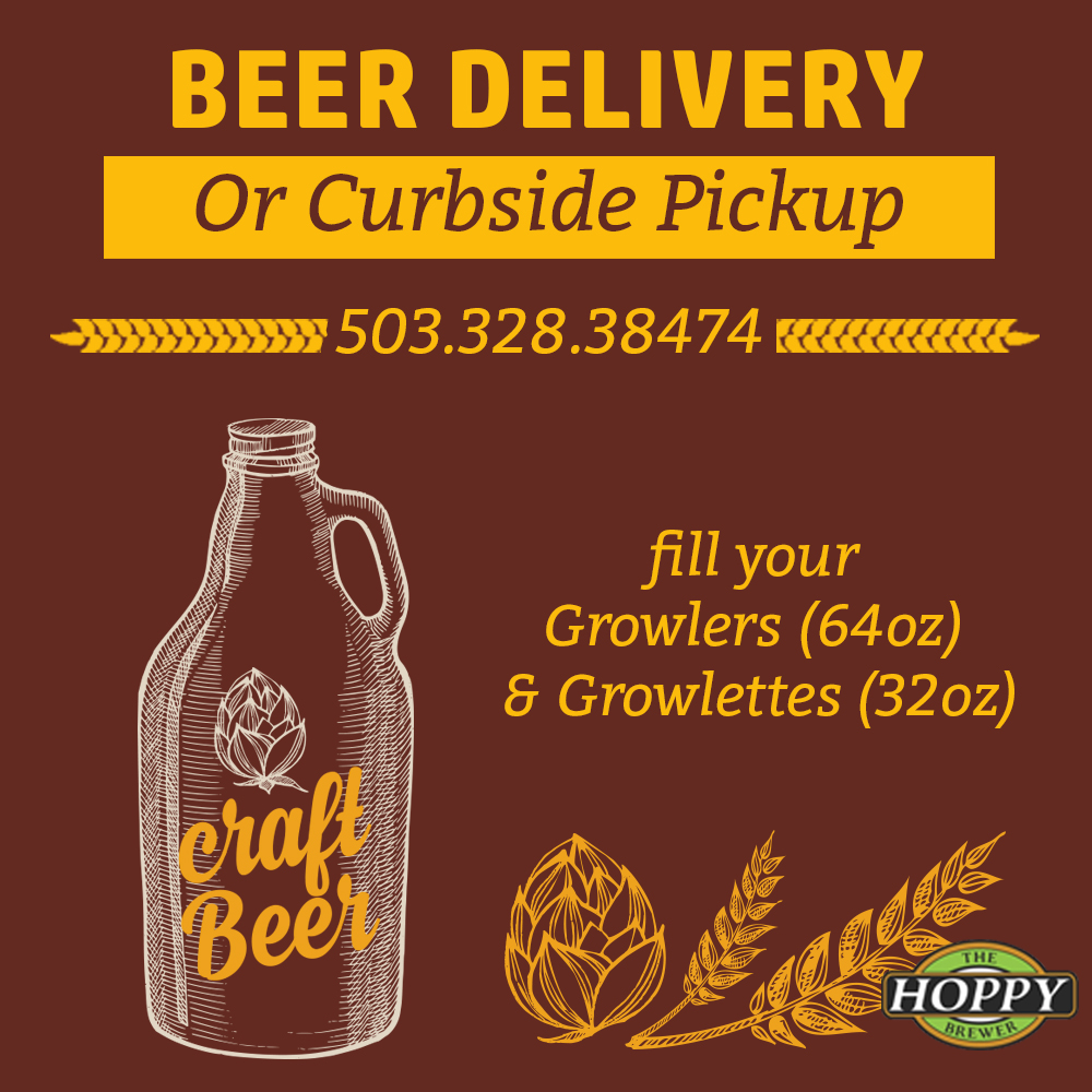 The Hoppy Brewer_Beer Delivery or Pickup