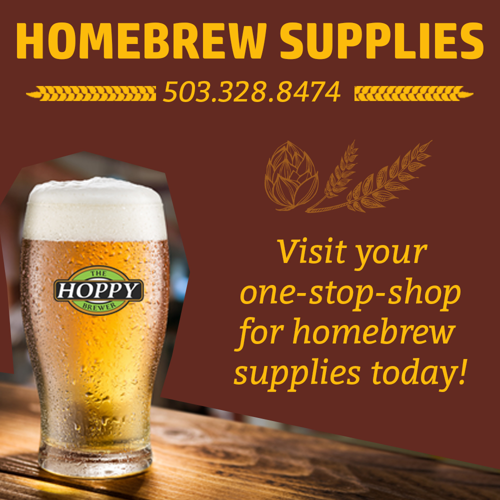 The hoppy Brewer_One stop shop homebrew supplies