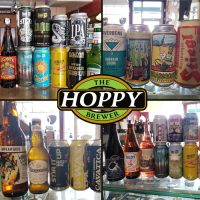 Check Out The Hoppy Brewer's Drink Options