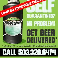 TryTheHoppy Brewer's Limited-Time Free Delivery
